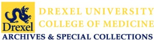 Drexel University College of Medicine Archives & Special Collections